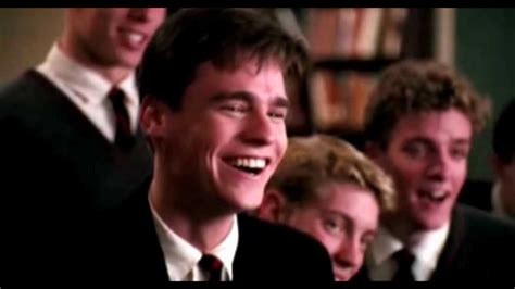Dead Poets Society - Neil Perry ( How to save a life