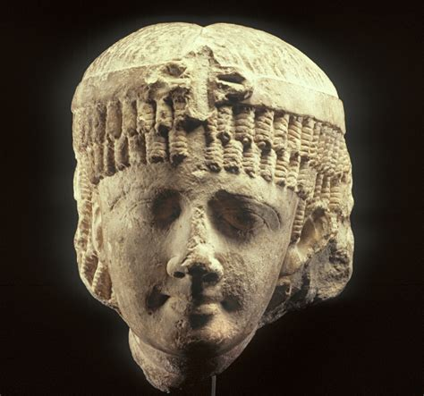 File:Egyptian - Head of a Queen, Perhaps Cleopatra II or