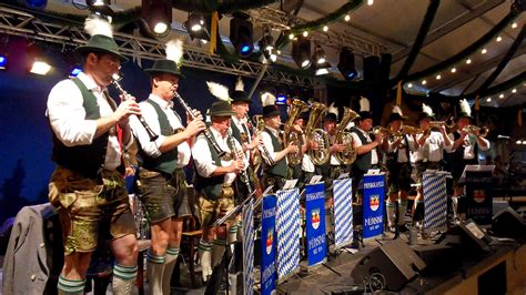 Bavaria comes to London as Oktoberfest hits Wapping