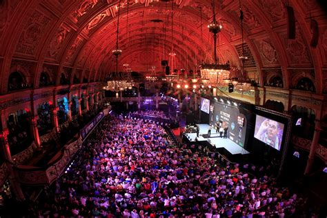 Win 2 Tickets for the PDC Darts Final 2017 - Harry's Bar