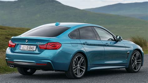 2017 BMW 4 Series Gran Coupe M Sport (UK) - Wallpapers and