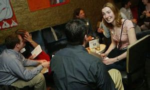 Speed dating: the Happy Meal of romance? | UK news | The