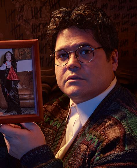 Harvey Guillén as Guillermo   What We Do in the Shadows   FX