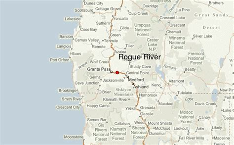 Rogue River Weather Forecast