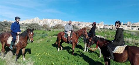 Exclusive horse riding experience: Valley of the Temples