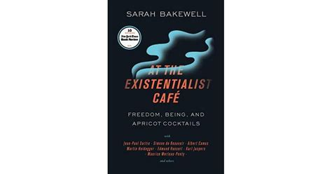 At the Existentialist Café: Freedom, Being, and Apricot