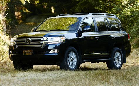 2016 Toyota Land Cruiser [200] (US) - Wallpapers and HD