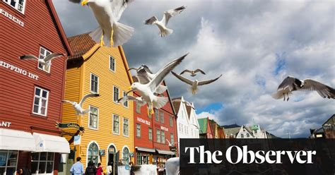 Bergen, where Jo Nesbø's Snowman carried out his grisly