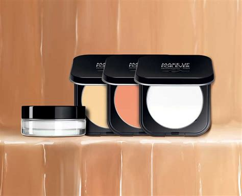Make Up For Ever Ultra HD Pressed Powder   News
