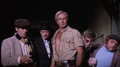 Doc Savage: The Man of Bronze (1975) Movie Review
