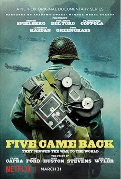 Five Came Back movie review & film summary (2017)   Roger