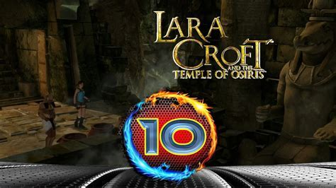 Lara croft and the temple of osiris coop | between the