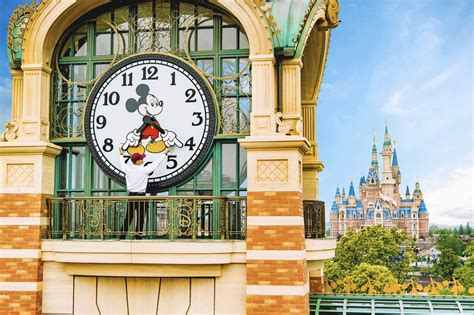 Shanghai Disneyland may be the best mousetrap on Earth