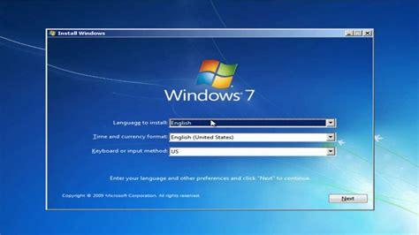 How to install Windows 7 from USB drive Easy Tutorial HD