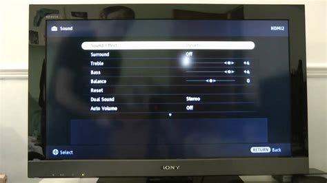 Sony KDL-32EX401 32-inch LCD TV Review - YouTube