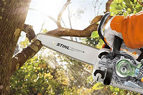 The benefits of the MS 150 TC-E for STIHL users   STIHL