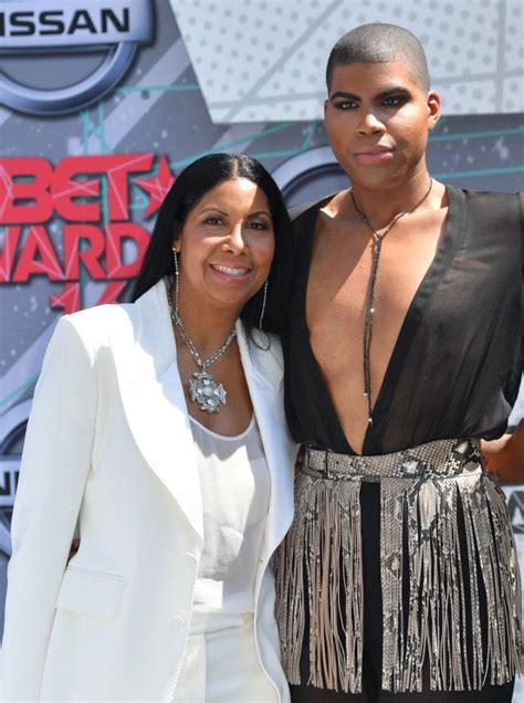 Cookie Johnson Prayed to God About Gay Son EJ