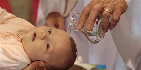 Baptizing Children Of Gay Couples Could Become New