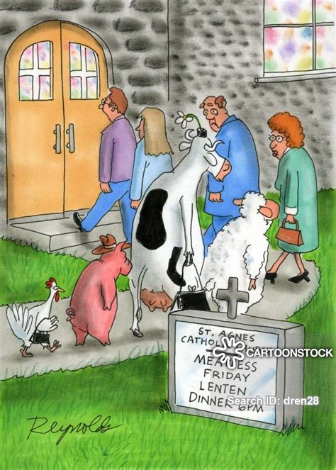 Lent Cartoons and Comics - funny pictures from CartoonStock