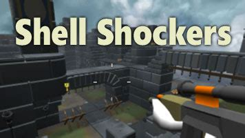 Shell Shockers io - play first-person shooting game