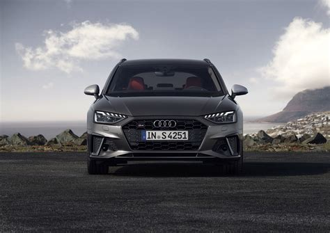 2020 Audi S4 and S4 Avant Debut With New Look, TDI Engines
