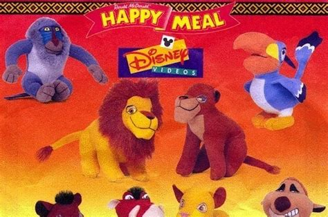 15 Happy Meal Toys From The '90s That Actually Blew