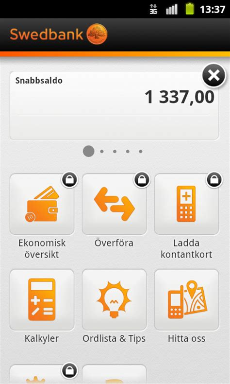 Swedbank ung – Android-Apps auf Google Play