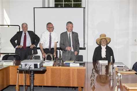 181-year-old corpse of Jeremy Bentham attends UCL board