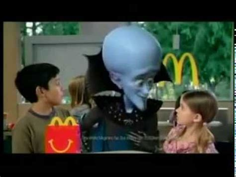 Megamind - Happy Meal - Toy TV Commercial - TV Spot - TV