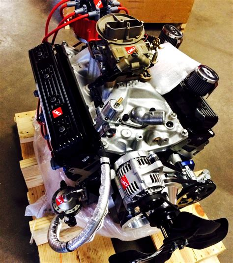 602 Crate Engine W/500 2-Barrel (Southern Limited