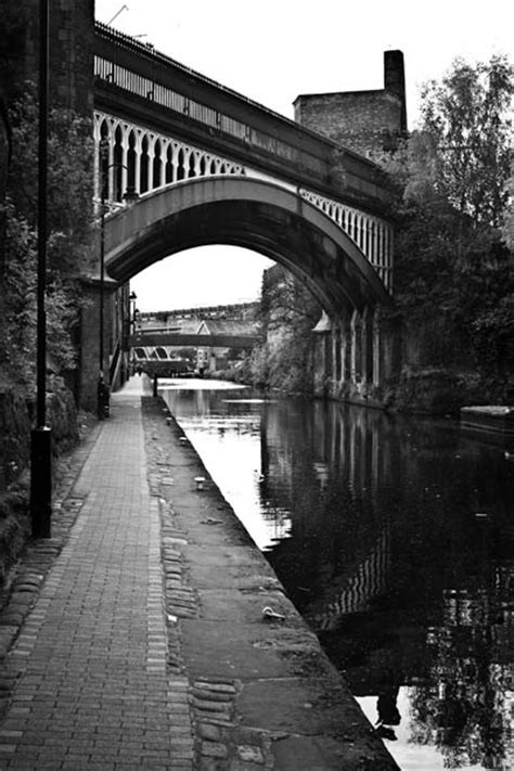 Manchester Black and White Photography