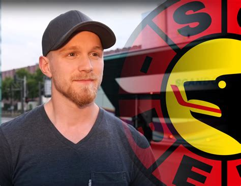Ted Brithén - Let's get to know the new player of SC Bern