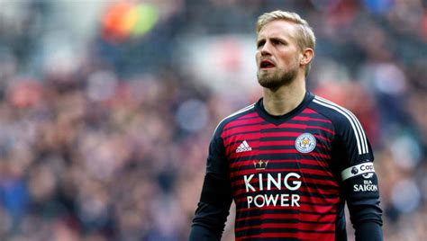 Peter Schmeichel Admits Desire to See Son Kasper Play for