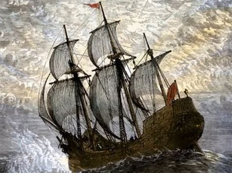 Did the Pilgrims' Mayflower ship leave from Plymouth - or