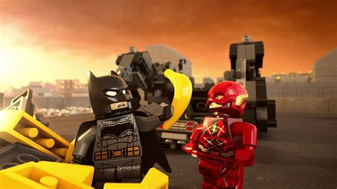 Mother Box Mission - Justice League - LEGO DC Super Heroes