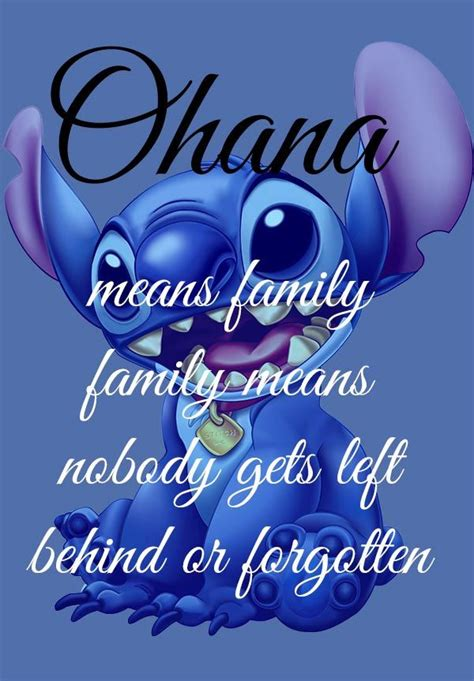 Lilo And Stitch Cute And Inspirational Quotes