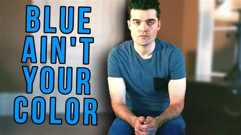 Keith Urban Blue Ain't Your Color Cover by Nathan Morris