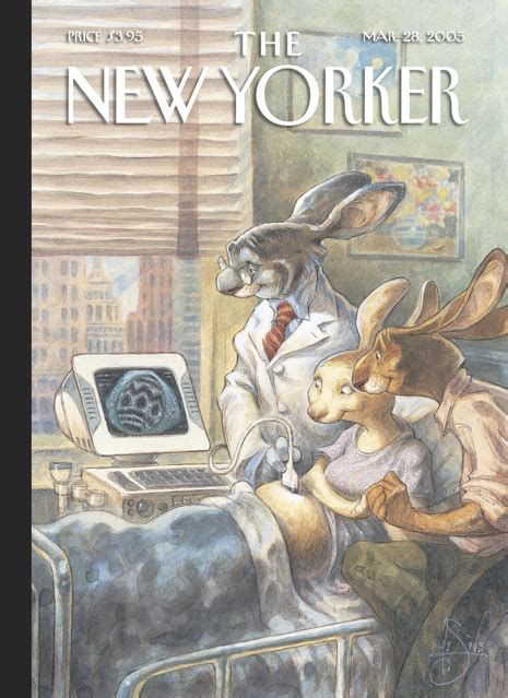 Easter Covers - The New Yorker