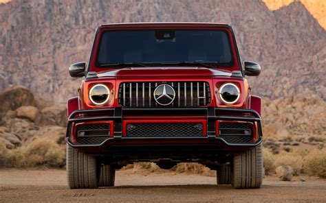 2019 Mercedes-AMG G 63 (US) - Wallpapers and HD Images