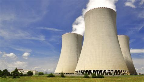 Is Nuclear Energy Renewable or Nonrenewable? | Sciencing