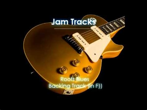 Blues Backing Track (in F) - TheGuitarLab