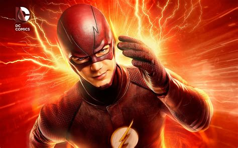 DC Comics The Flash Wallpapers | HD Wallpapers | ID #18467