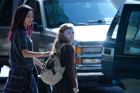How Nice Of Clarice - The Gifted Season 1 Episode 8 - TV