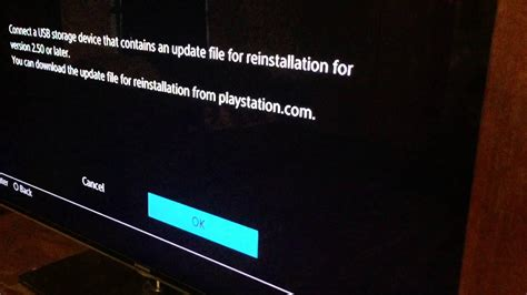 Ps4 not working after 2