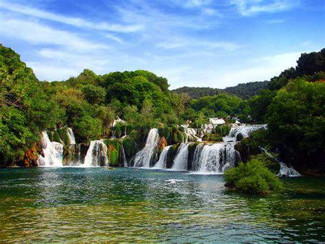 One of the Seven Magnificent - Krka National Park