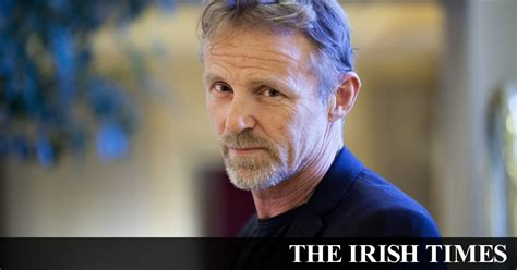 Jo Nesbo: 'The details of a murder don't really disturb me'