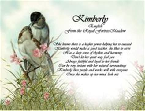 1000+ images about Kimberly on Pinterest | Name meanings