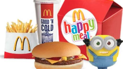 McDonald's Scraps This Kids' Favourite From Their Happy Meals