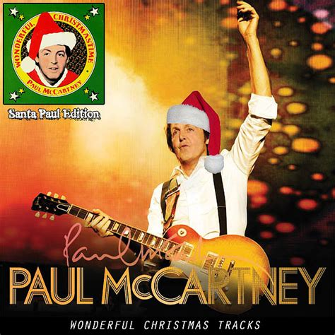 Wonderful Christmas Tracks (Unofficial live) by Paul