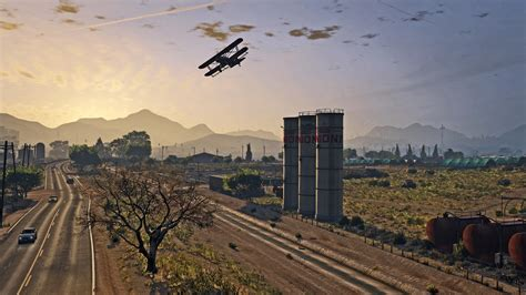 New GTA V PC Screeens In 3840x2160 Resolution Shows
